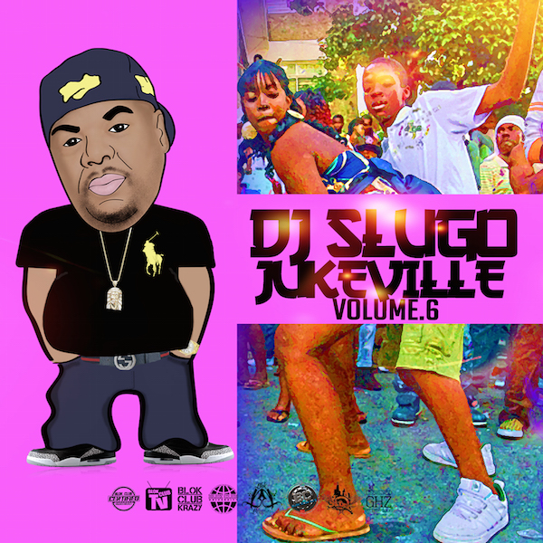 JukeVille Vol 6 (600)