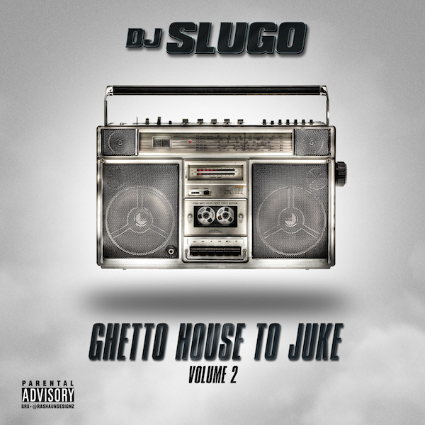 00-Ghetto House to Juke Vol. 2
